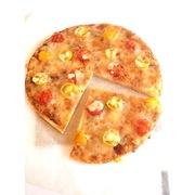 米粉100%フレッシュトマトピザ