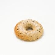 米粉100%ベーグル バジルと海の塩