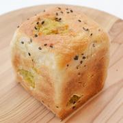 米粉100%グルテンフリーパン 有機ごまさつま