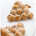 米粉100%パン オーガニックレーズンたっぷり ぶどうパン